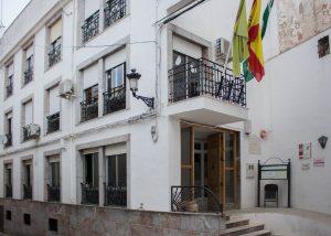 Logo Ayuntamiento de Castillo de Locubin