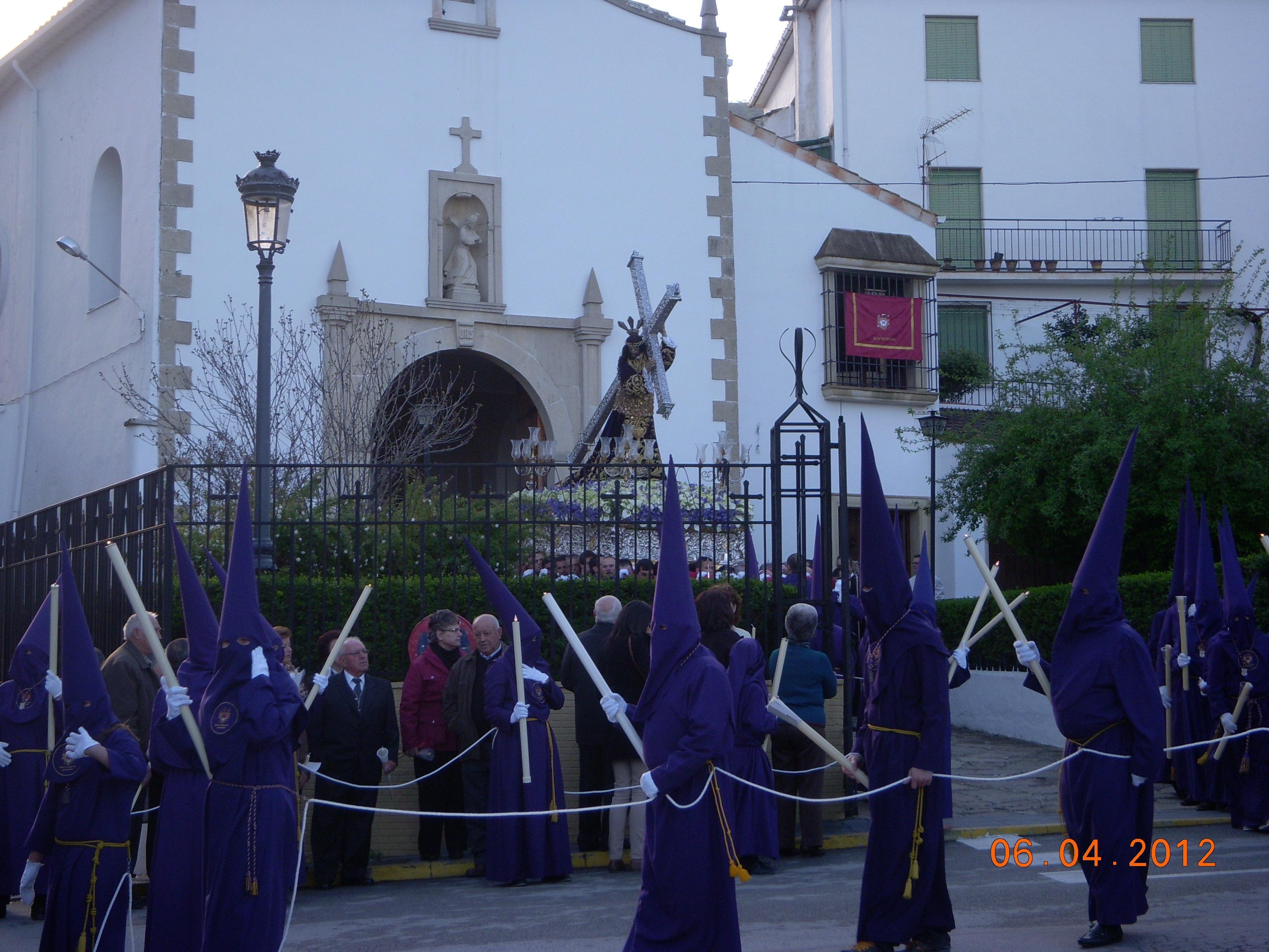 Segundo Castillo Gutierrez. Año 2012