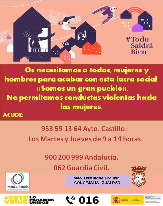 Imagen Cartelería III Mujeres Víctimas de Violencia de Género