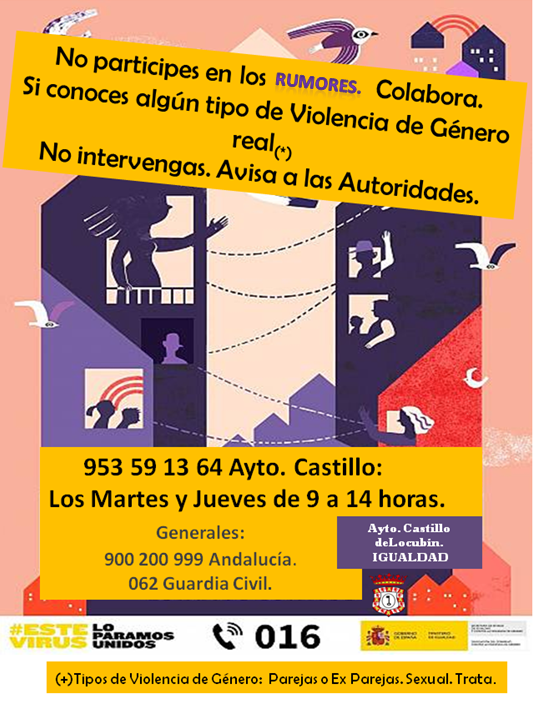 Imagen Cartelería II Mujeres Víctimas de Violencia de Género
